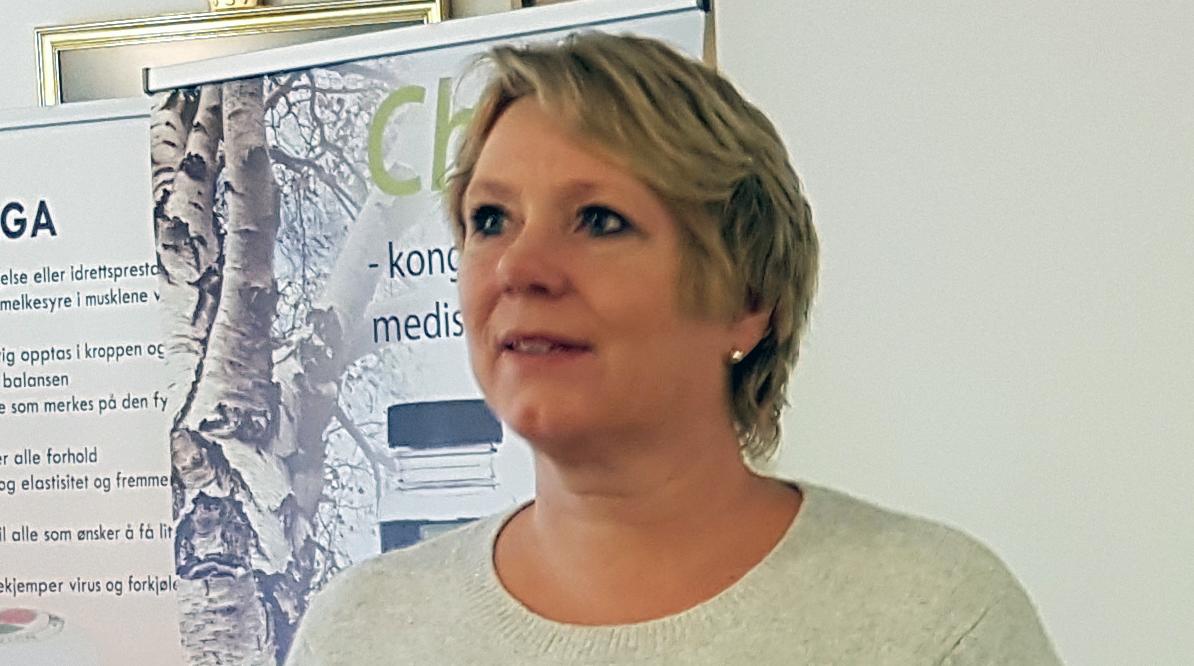Eli-Ann Degn, naturterapeut MNNH