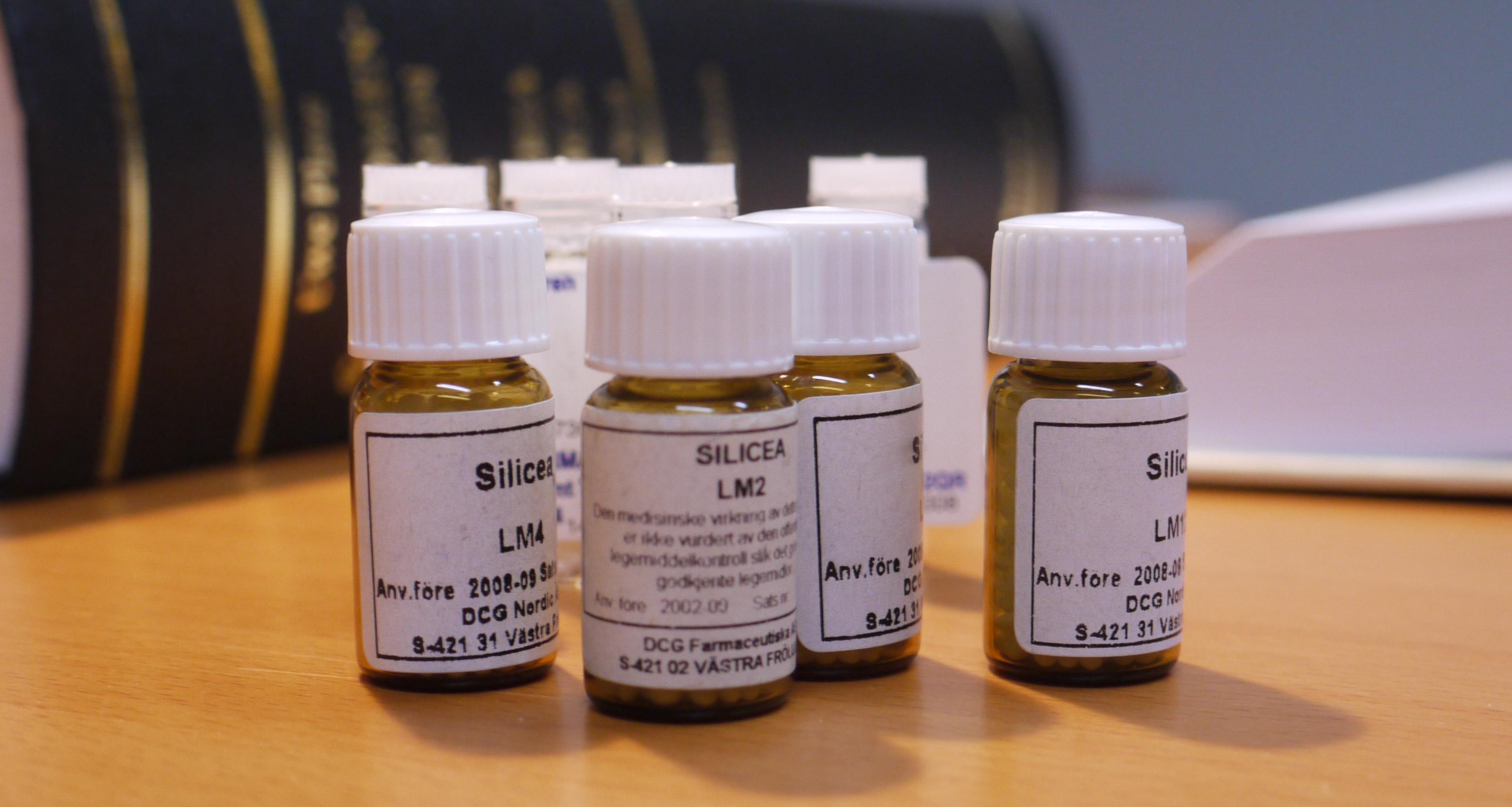 homøopatisk medisin