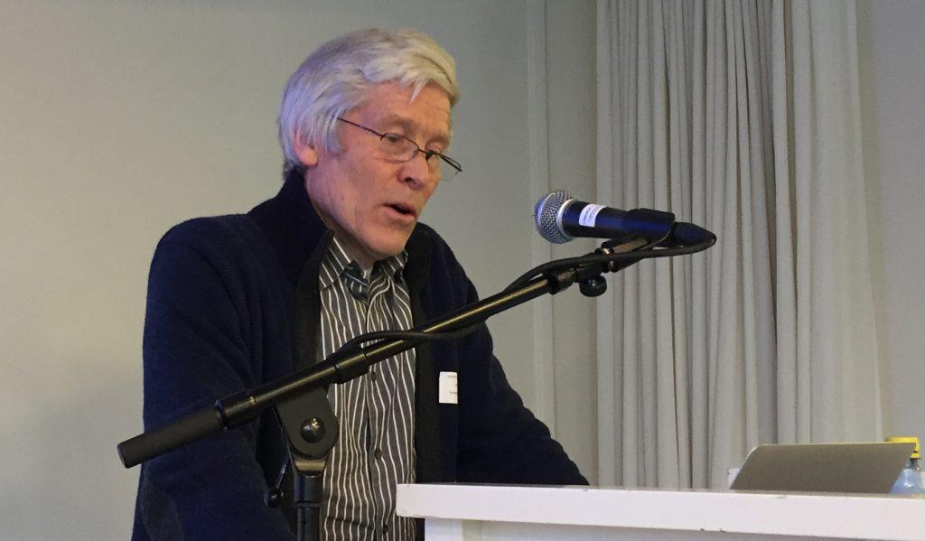 Jarle Botnen, styremedlem i SABORG