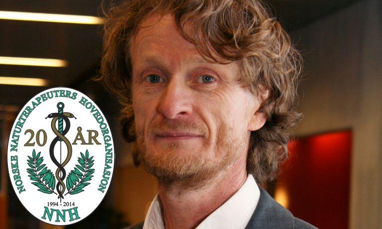 John Petter Lindeland - leiar i NNH