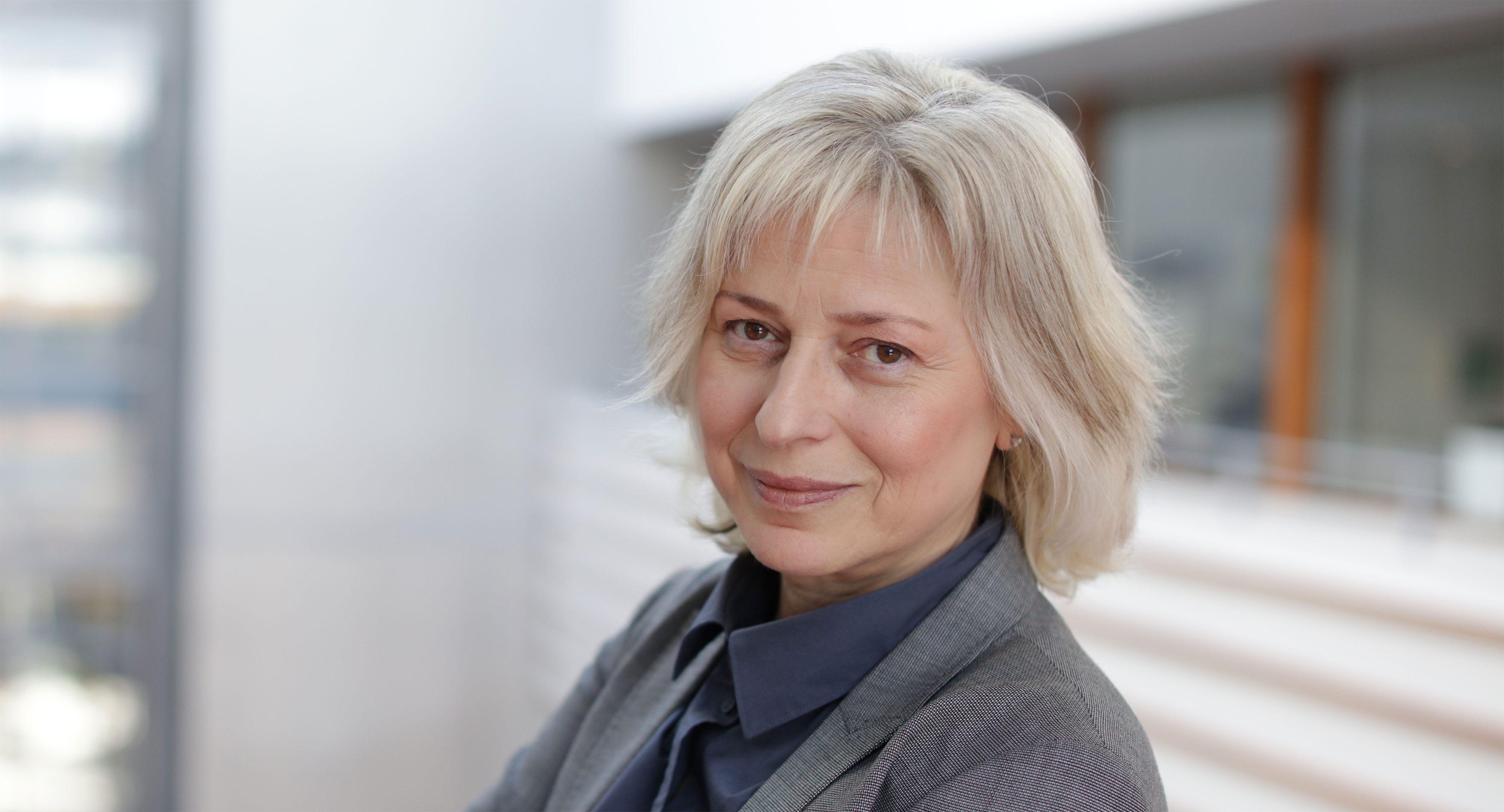 Lidia Ivanova Myhre, generalsekretær NNH