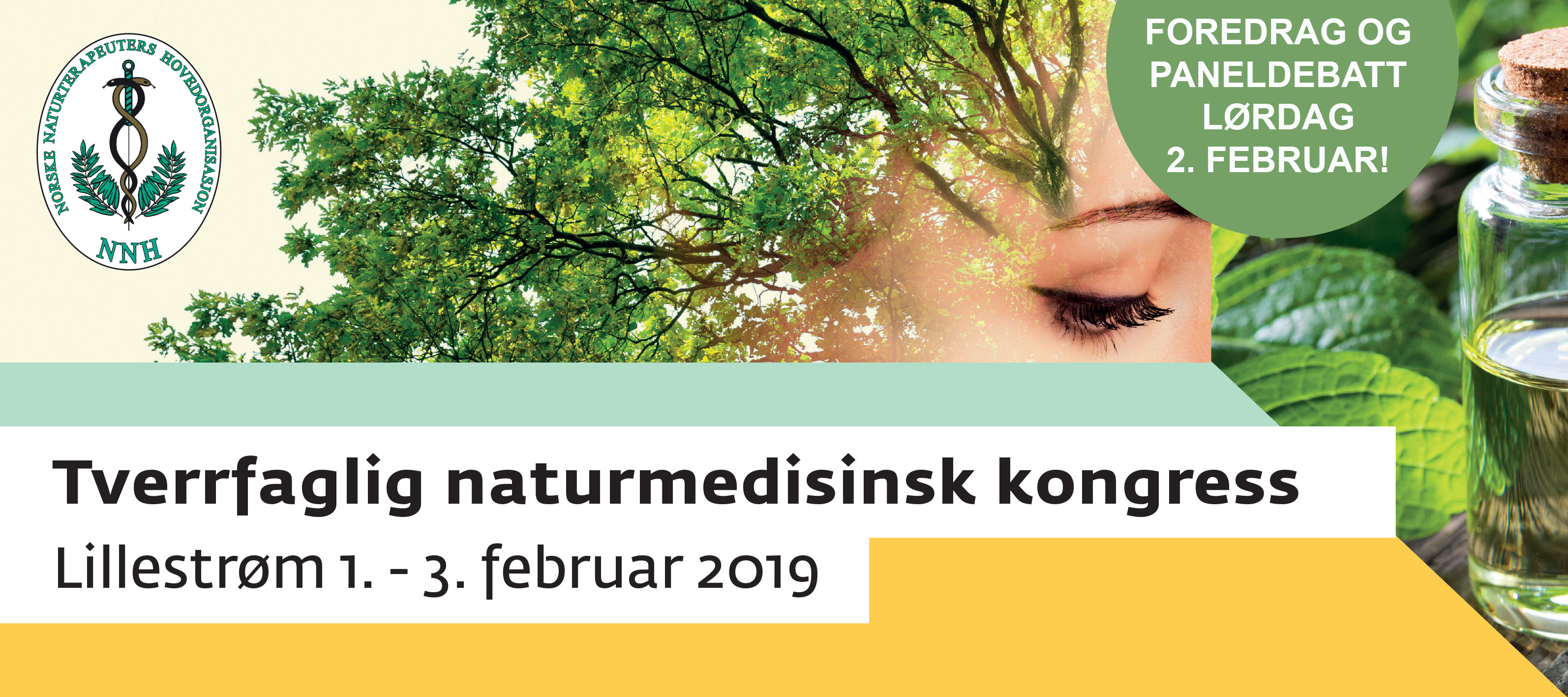 Foredrag og paneldebatt lørdag 2. februar