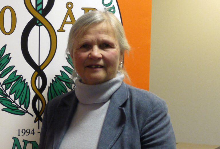 Lege og naturterapeut Hanna Christine Myhre