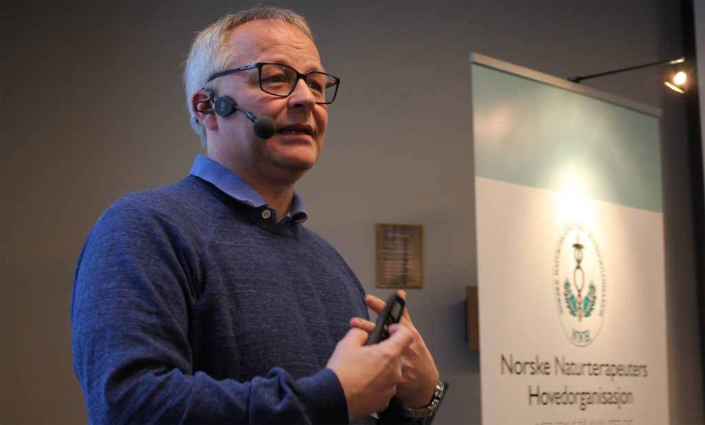 Lege, psykiater og leder i NAFKAMs fagråd Jan Ivar Røssberg