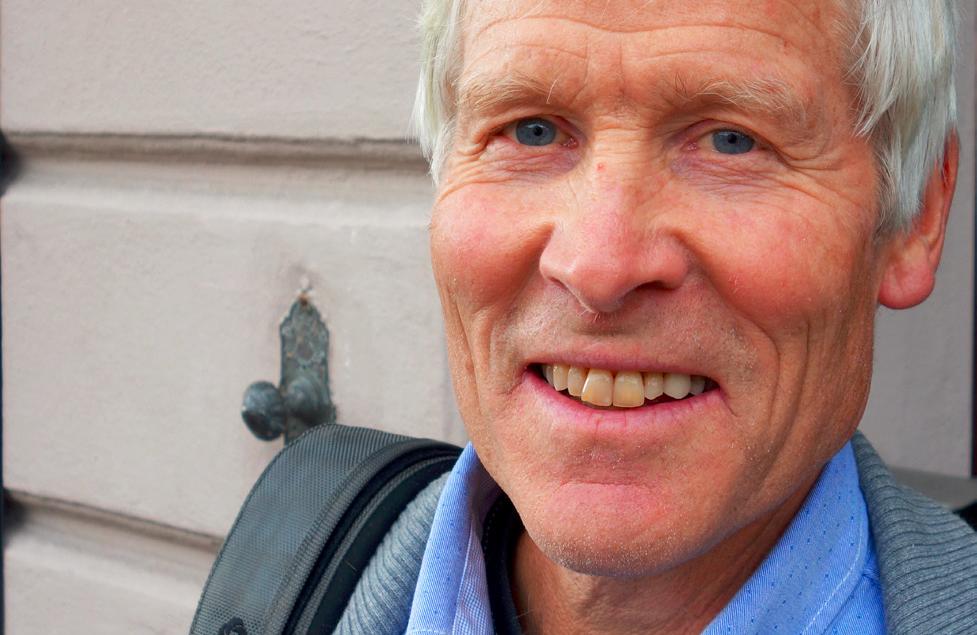 Homeopat Jarle Botnen