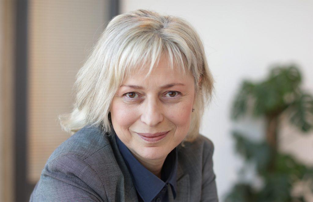 NNHs generalsekretær Lidia Ivanova Myhre